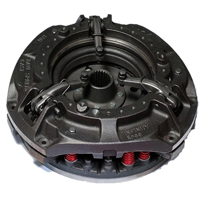 ASSY CLUTCH COVER
