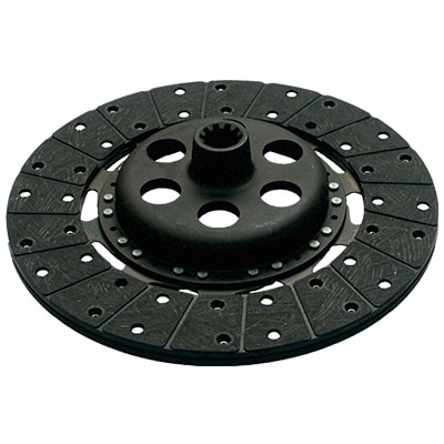 "CLUTCH PLATE MAIN 12"" (10 Splines)"