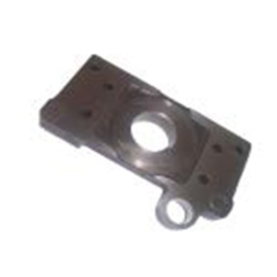 PUMP PLATE FRONT & REAR